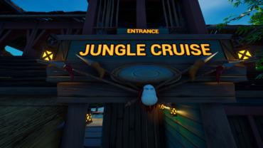 Jungle Cruise - Complete Ride (Day)