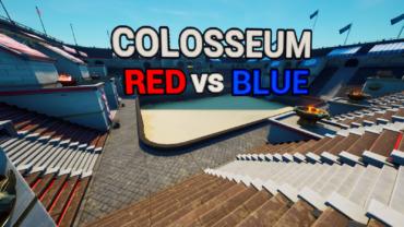 🔴🔵 Colosseum: Red vs Blue