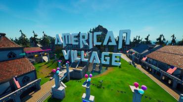 🦅 American Village 🇺🇸 - Open World 🏞