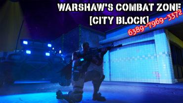 Warsaw's combat zone [city Block]