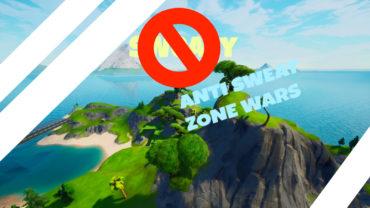 Anti-Sweat Zone wars