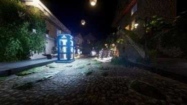Little Ville at Midnight MM Hub