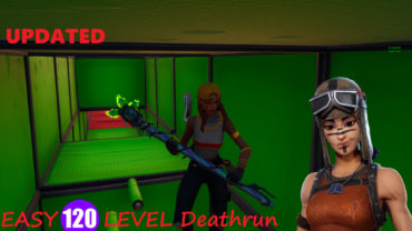 The Easy 120 Level Deathrun by Pan_Go