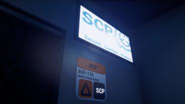 SCP Foundation Portal Art