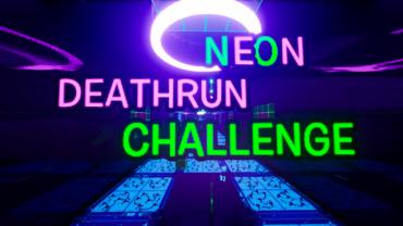 Neon Deathrun Challenge