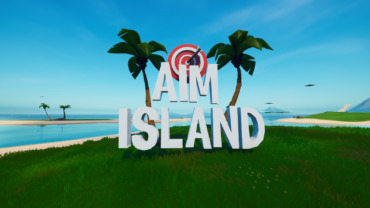 🎯 AIM ISLAND (EARN RANKS!)