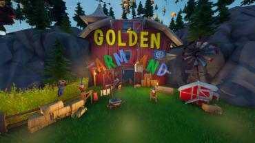 Golden Farmlands • 32P • Open WORLD 🏞