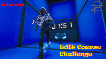 Pan's Edit Course Challenge Remastered