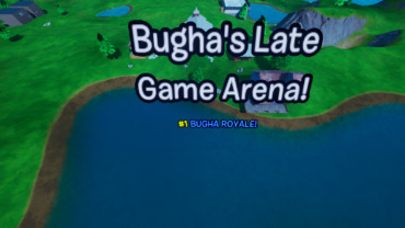 Bugha's Late Game Arena