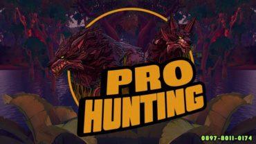 PRO HUNTING