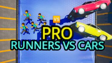 🏃 Pro Runners VS Cars 🏎️