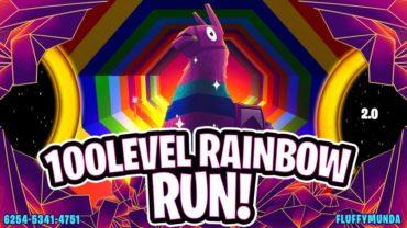 100 Level Rainbow Run 2.0