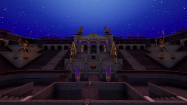 Coliseum MAYHEM!!!