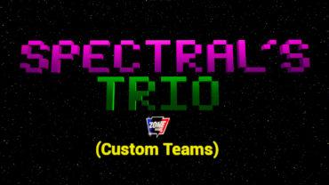 Spectral's Trio Zone Wars (Custom Teams)
