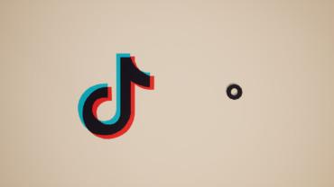 TikTok Logo (White background)