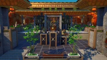 The Sanctuary: Combat Games