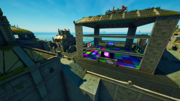 Coral Castle Color Switch