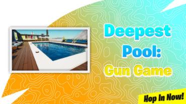 Deepest Pool: Gun Game