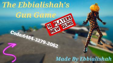 Ebbialishah's Spooky Gun Game