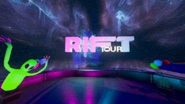 Rift Tour Recreation (Includes Music)