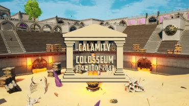 Calamity Colosseum