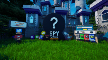 Spy Within: Gold Mansion