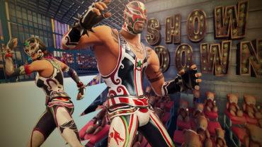 Caged Showdown - Boxfights