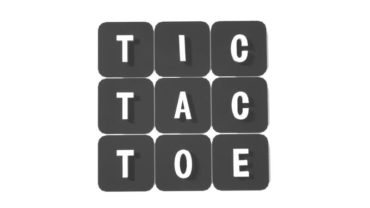 💲 The First Competitive Tic Tac Toe 💲
