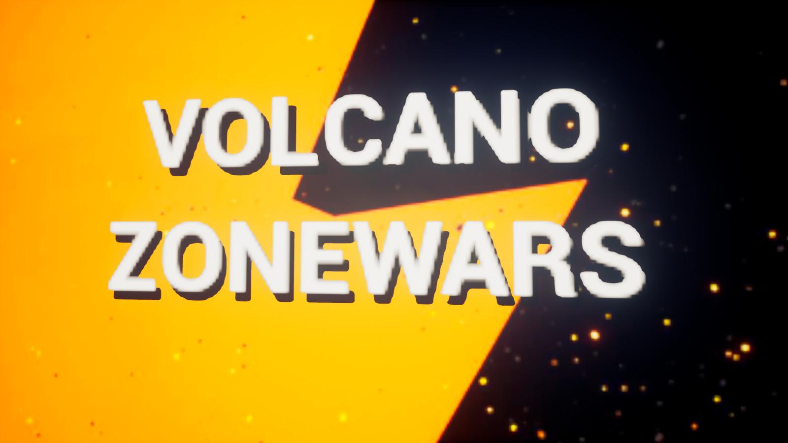 Volcano ZoneWars 🌋