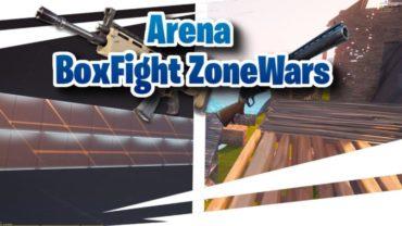 Arena | BoxFight & ZoneWars