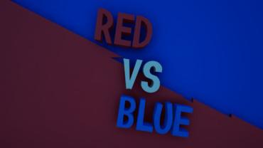 🔴 ADVANCED RED VS BLUE 🔵