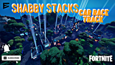 Shabby Stacks // Mode Car Race
