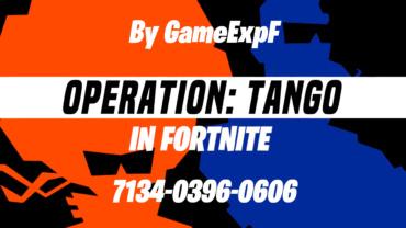 Operation Tango Demo
