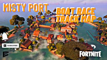 Misty Port - Boat Race