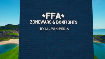 *FFA* ZONEWARS & BOXFIGHTS