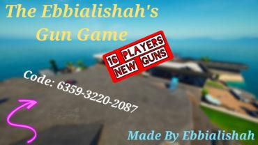 Ebbialishah's Gun Game