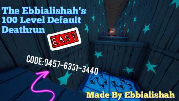 Ebbialishah's 100 Level Default Deathrun
