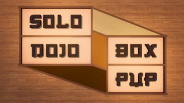 Dojo SOLOs Box PvP - [12 Players] 📦
