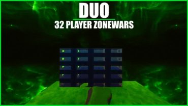 Simple DUO ZoneWars [32 Players] 😎😎