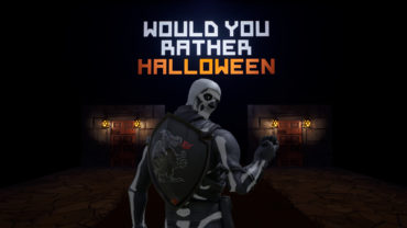 WOULD YOU RATHER? (HALLOWEEN EDITION) 🎃