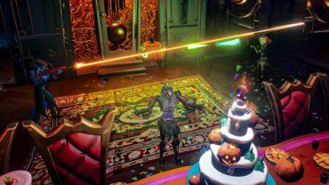 Haunted Birthday: Gun Game