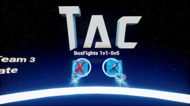 TAC   Team Box Fights (1v1 - 5v5) ✅