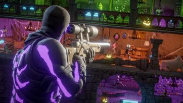 Infinite Snipers vs Runners: Spooky Ed.