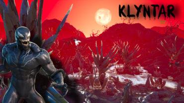 Klyntar: Symbiote Gun Game