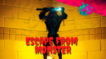ESCAPE FROM MONSTER 👹