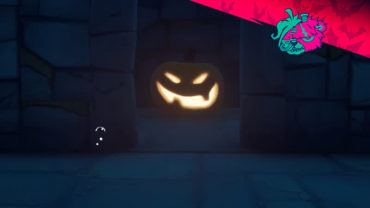 Spooky Gun Game! 50 Weapons!