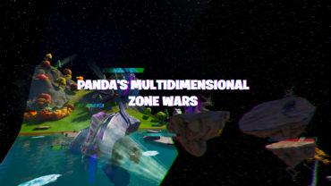 Panda's Multidimensional Zone Wars