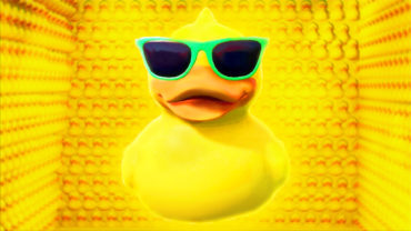 Duck with Glasses 🐥 (Ducks Depot)