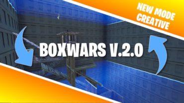 BOXWARS V.2.0 [SOLO 16 players]