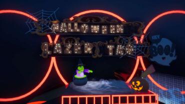 Halloween Lazer Tag